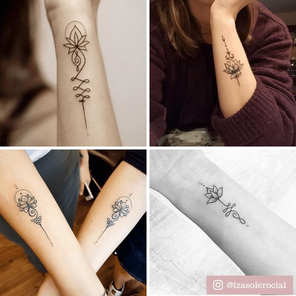 desenho flor de lotus