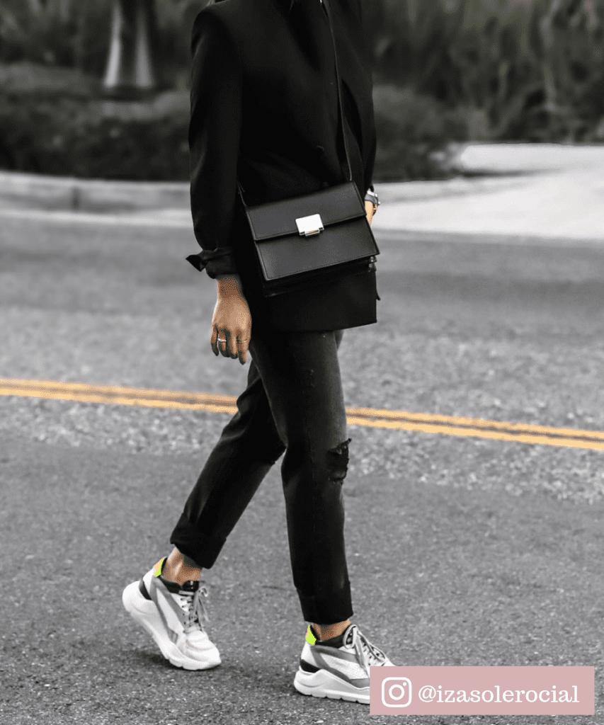 produção all black