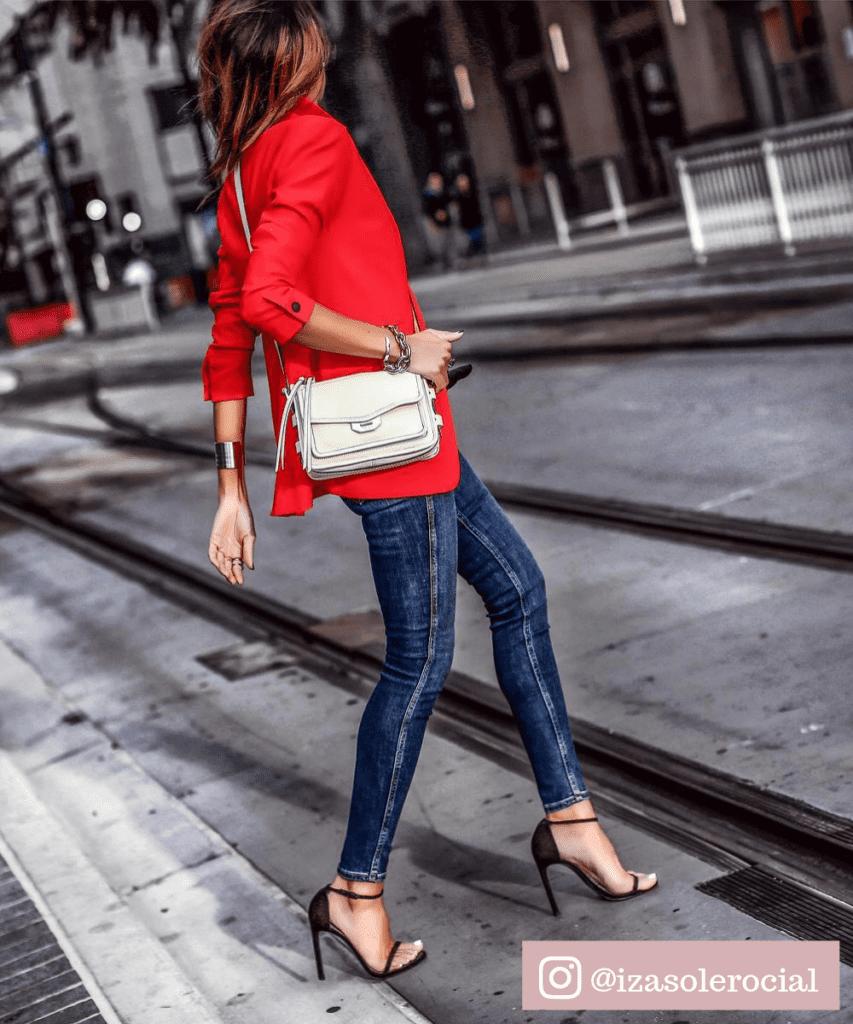 calça legging tipo jeans